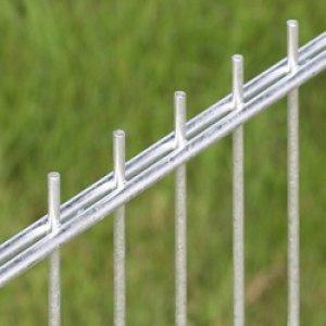 Bild: Doppelstabmattenzäune