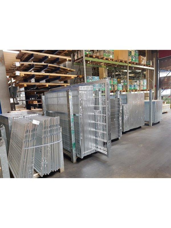 Doppelstabmatten sichtschutz kunststoff zaun 82 for Sichtschutz aus kunststoff