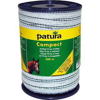 PATURA Compact Breitband 20 mm, 200 m Rolle