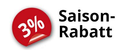 Bild Saison-Rabatt 5% + Gartenkamin gratis sichern*