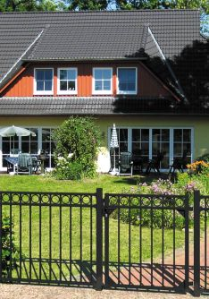 Schmuckzaun, Zierzaun, Gartengestaltung | zaun-shop.de