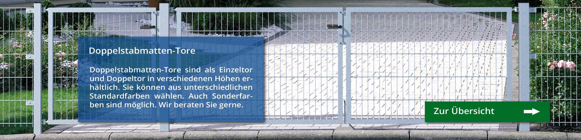 Gartentore | Zaun-Shop.de