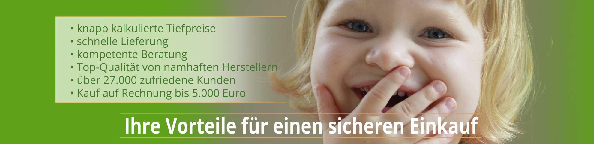 Sicherer Einkauf | Zaun-Shop.de